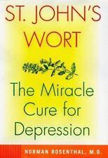 St. John's Wort Rosenthal, Norman, PhD Hardcover