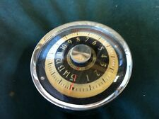 VINTAGE AUTOMOTIVE DASH GAUGE AIRGUIDE ALTIMETER   MADE IN U.S.A.