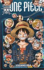 ONE PIECE BLUE DEEP Oda artbook Manga shonen *