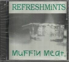 REFRESHMINTS Muffin Meat CD 5 Song EP 1995 Detroit Still Sealed! Alt Rock Punk