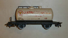ELECTROTREN OO GAUGE MODEL RAILWAY TANK TANKER WAGON CENTRAL LECHERA SANTANDER
