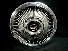 """1968 - 1973 Ford Galaxie LTD Country Squire deluxe hubcap wheel cover 15"""" #6234"""