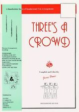 Power Threes A Crowd Flute Trios Junior Book A Sheet Music Book