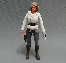 "Doctor Who SERIES 5 RIVER SONG action figure 5"" old loose #k8k"