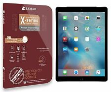 SAMAR®-High Quality Tempered Glass Screen Protector for iPad Air 2/iPad Pro 9.7""