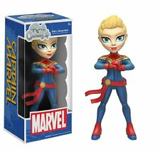 Marvel Rock Candy Captain Marvel Vinyl Figure *BRAND NEW*