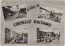 SALUTI DA CINISELLO BALSAMO - VEDUTINE (MILANO) 1964