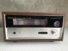 SANSUI RA-500 Reverberation AMPLIFIER with Spectro  Vintage 1977 LIKE NEW 100%