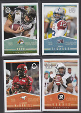 2014 CFL UPPERDECK opc opee chee insert #7 MARQUAY MCDANIEL STAMPS