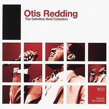 The Definitive Otis Redding-OTIS! 4 CD BOX SET/RHINO/OOP/LIKE NEW/FREE SHIPPING