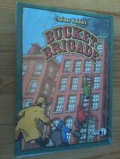 *** Reiner Knizia 's Bucket brigada, inglés! Boardgame, nuevo, por favor leer