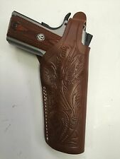 "1911 5"" Colt Remington,RIA,Ruger,Springfield,& Kimber 45 Acp Right Hand Holster"