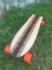 "Mini Cruiser Skateboard -   Prainha ""Mini Croozer"" (solid wood)"
