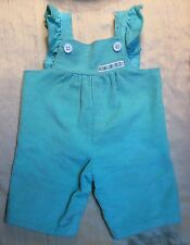 Vintage Original CABBAGE PATCH KIDS DOLL Preemie Clothing CORDUROY OVERALLS