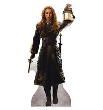 ELIZABETH SWANN Pirates of the Caribbean Keira CARDBOARD CUTOUT Standee Standup