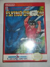 Flying Dragon: The Secret Scroll (Nintendo NES) NEW Factory Sealed #2 Red Box