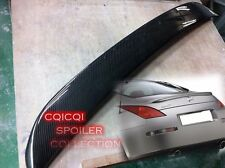 Carbon Fiber OE type trunk spoiler for Nissan 03~08 350Z Z33 fairlady Z ◎