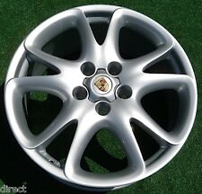 Perfect Genuine OEM Factory Porsche Cayenne Sport Design 20 in Turbo WHEEL 67277