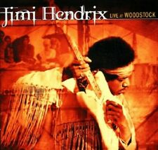 Jimi Hendrix-Live at Woodstock 2 CD 16 tracks Rock & Pop Nuovo