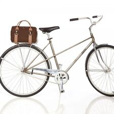 Nuvola Butler campo Loop BICI TOP collocazione Tote RACK BAG UMBER BROWN 58% RRP