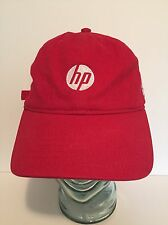 New HP Hewlett Packard Red Hat Adidas NWT