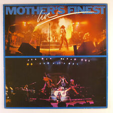 """12"""" LP - Mother's Finest - Mother's Finest Live - B4431 - washed & cleaned"""