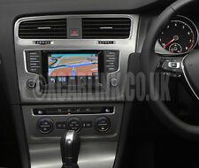 VW Golf Mark VII 7 SatNav GPS Multimedia Video Rear Reverse Camera Interface