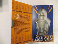 Futurama BENDER Wind-Up Robot Action Toy