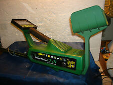 Garrett Grand Master Hunter CXIII Metal Detector TALKING MACHINE