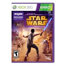 Kinect Star Wars XBOX 360! JEDI, STORMTROOPER, DARTH VADER, SITH, KNIGHTS