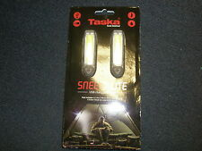 Taska Sneeka Lite 2pk USB Chargeable Lights Carp fishing tackle
