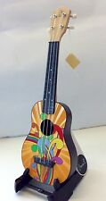 ML-002 NUOVO!! Ukulele Soprano Mahilele Yellow Fun