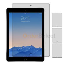 3X New Clear LCD Screen Shield Guard Protector for Tablet Apple iPad Air 2 9.7""