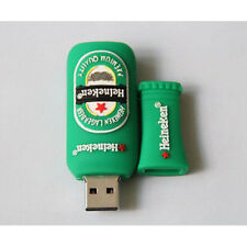 8GB Creative Gifts Cartoon Mini Beer Model USB 2.0 Memory Stick Flash pen Drive