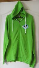MEN'S QUIKSILVER ZIP UP HOODIE NWT SIZE LARGE MSRP $49.50