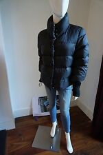 Guess By Marciano Black Quilted Puffa Jacket Size 44/UK10