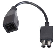 AC Power Supply Cable Converter Adapter for Microsoft Xbox 360 to Xbox 360 Slim