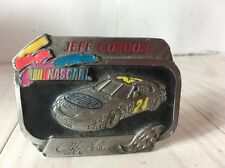 Vintage 1995 Jeff Gordon Dupont Belt Buckle
