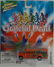 "Johnny Lightning – US-Schulbus orange ""Grateful Dead"" Neu/OVP"