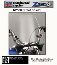KAWASAKI W800 2011-13 NATIONAL CYCLE STREET SHIELD N2560