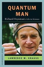 Quantum Man: Richard Feynman's Life in Science (Great Discoveries)-ExLibrary