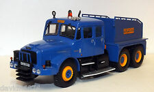 CORGI HEAVY HAULAGE SCAMMELL CONTRACTOR PICKFORDS XUU 925T