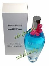 Escada Turquoise Summer 3.3oz/100ml Edt Spray For Woman New & No Box