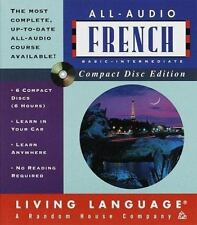 All-Audio French CD (LL(R) All-Audio Courses), Living Language, Good Book