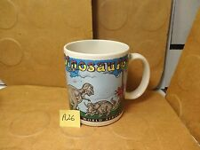 Marine World Africa USA World of Dinosaurs Mug  (Used/EUC)
