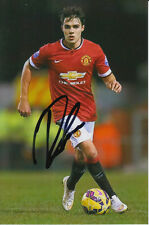 MANCHESTER UNITED HAND SIGNED REECE JAMES 6X4 PHOTO 2.