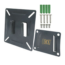 "MX 2 PC Fix Wall Mount Stand Bracket Kit for 14""to24"" Inch LED LCD TV TFT- S-013"