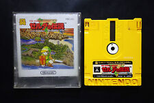 LOOSE THE LEGEND OF ZELDA Famicom Disk System  JAPAN Very Good Condition