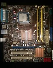 Core 2 Duo E4500 + ASUS Motherboard + 2GB DDR2 Ram