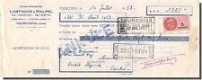 Traite - LORTHIOIS & MALPEL à Tourcoing 1953